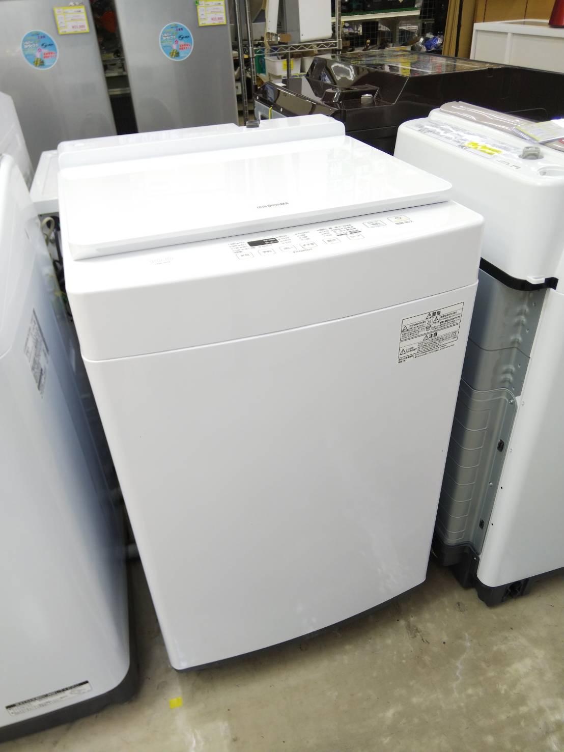 【IRIS OHYAMA アイリスオーヤマ 10kg洗濯機 PAW-101E 2019年式】を買取いたしました!の買取-