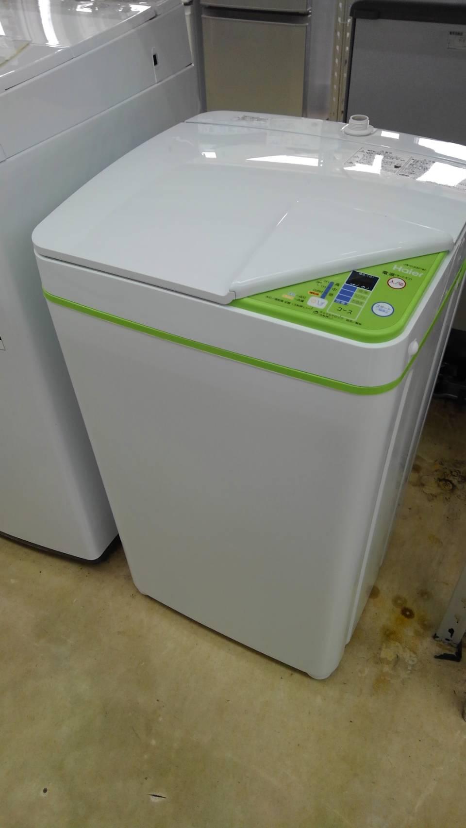 【ハイアール 3.3㎏洗濯機 JW-K33F 2015年 ペット用 一人暮らし】買い取り致しました!の買取-