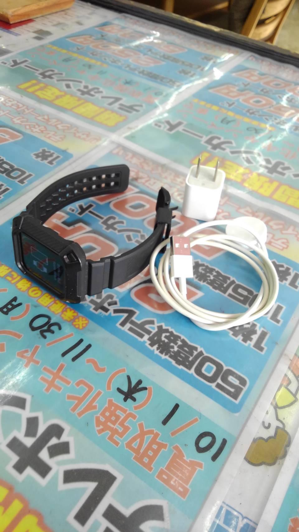 【Apple Watch アップルウォッチ WR-50M シリーズ3 】買い取り致しました!の買取-