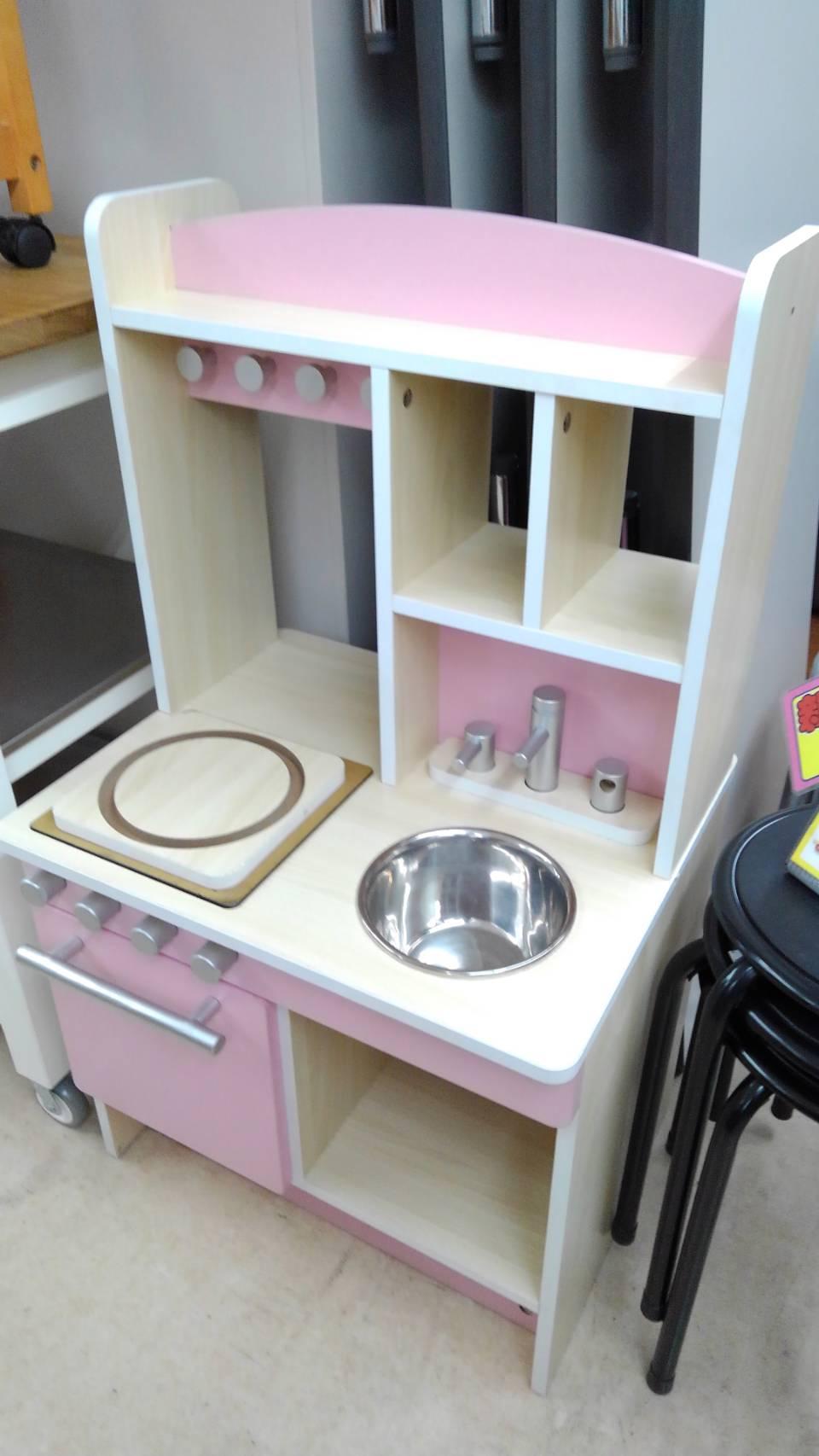 【ままごとキッチン おもちゃ 玩具  キッチン  木製 ままごとセット】買い取り致しました!の買取-