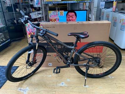 【⭐️美品⭐️2019年モデル FUJI NEVADA 27.5 1.9 マウンテンバイク サイズ15 フジ ネバダ】お買取りしました!の買取-