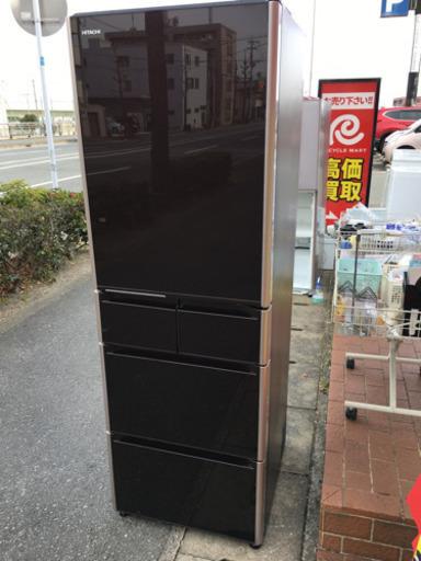 【2014年製 HITACHI/日立 415L冷蔵庫 真空チルド R-S4200D 日本製】お買取しました!の買取-