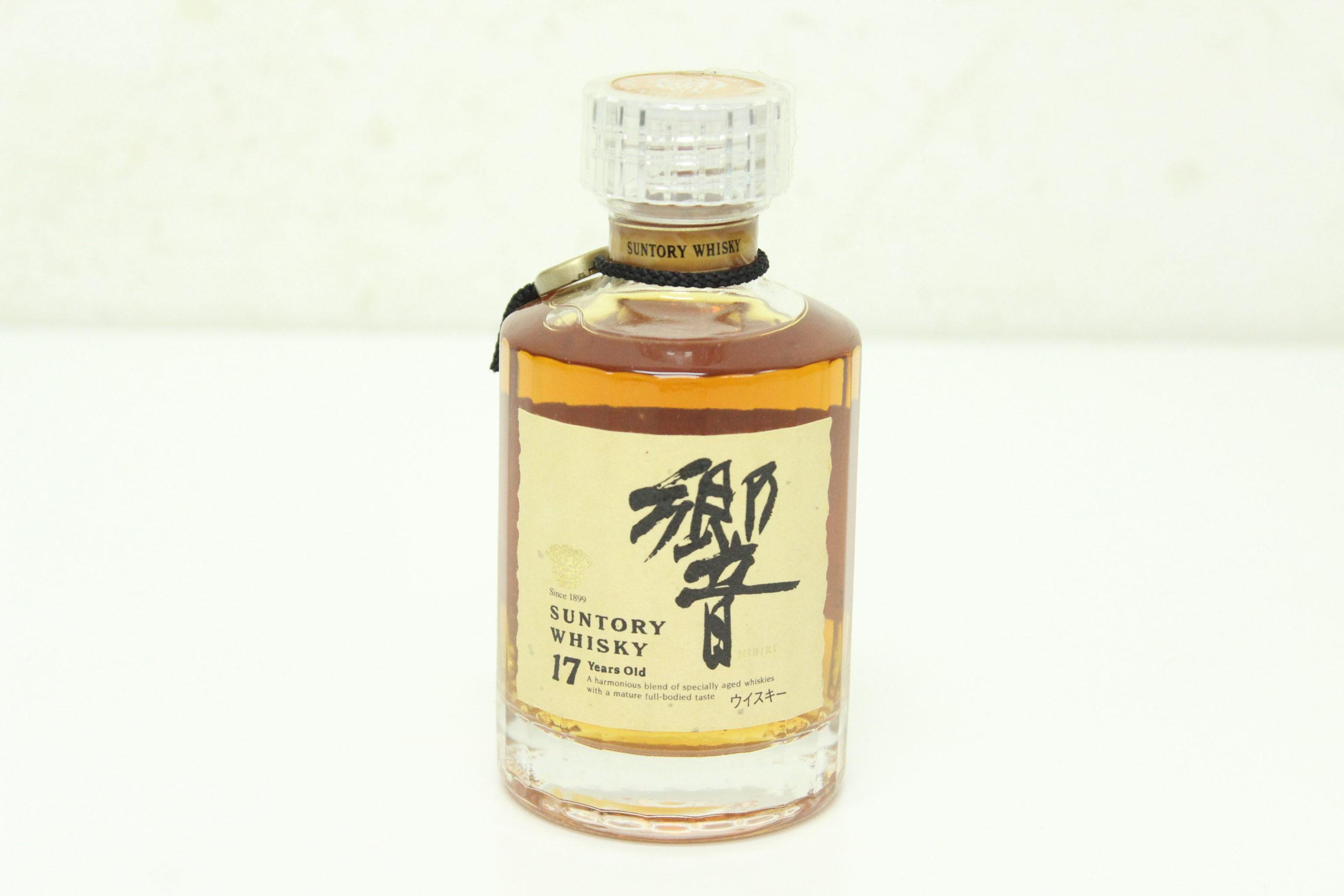 (福岡市中央区)SUNTORY/サントリー 響 17年 HIBIKI 17Years Old Whisky ウイスキー お酒の買取もお任せ下さい!!の買取-