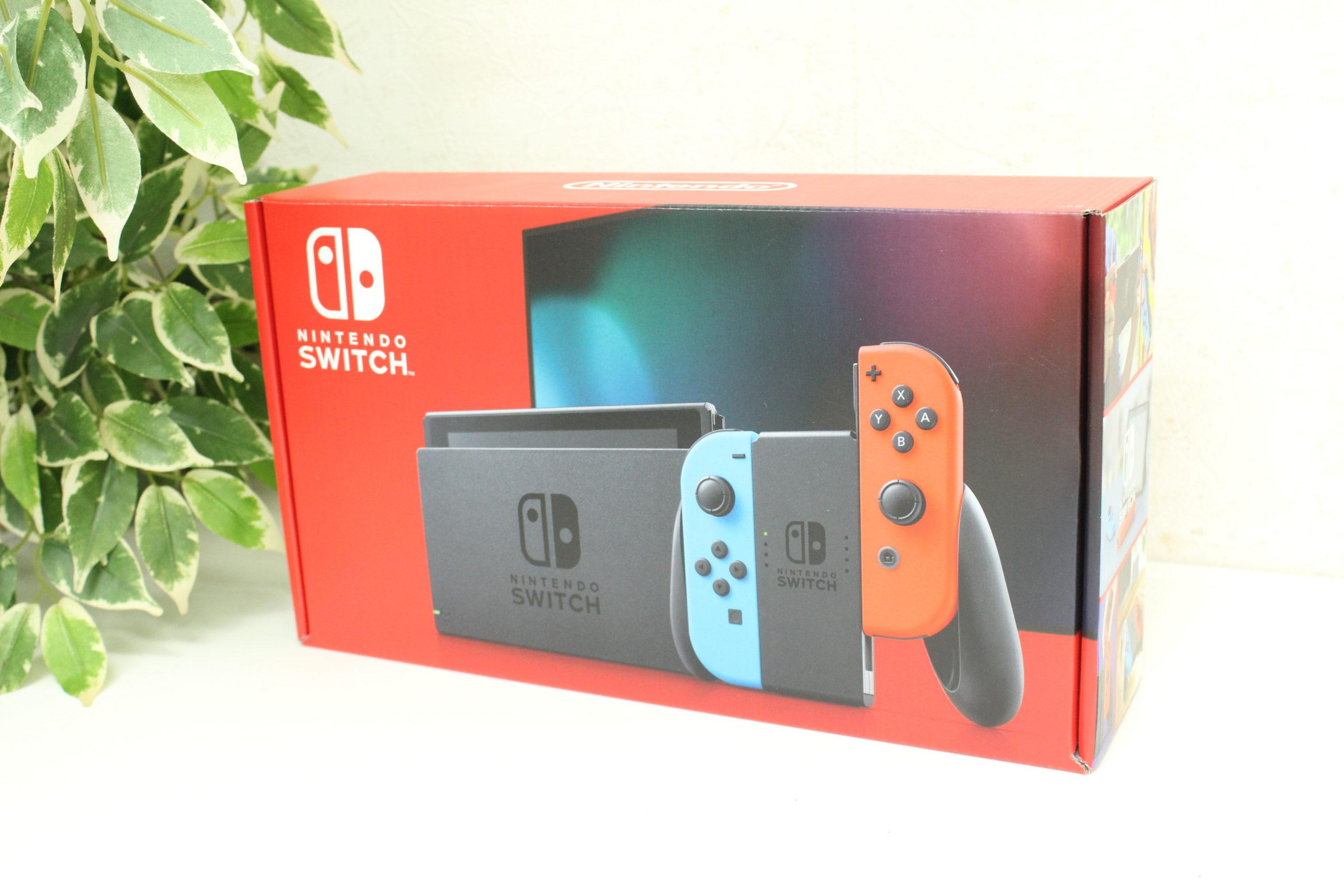 (福岡県糸島市)Nintendo Switch ニンテンドースイッチ 買取致しました♪ゲームやホビーお任せ下さい☆の買取-
