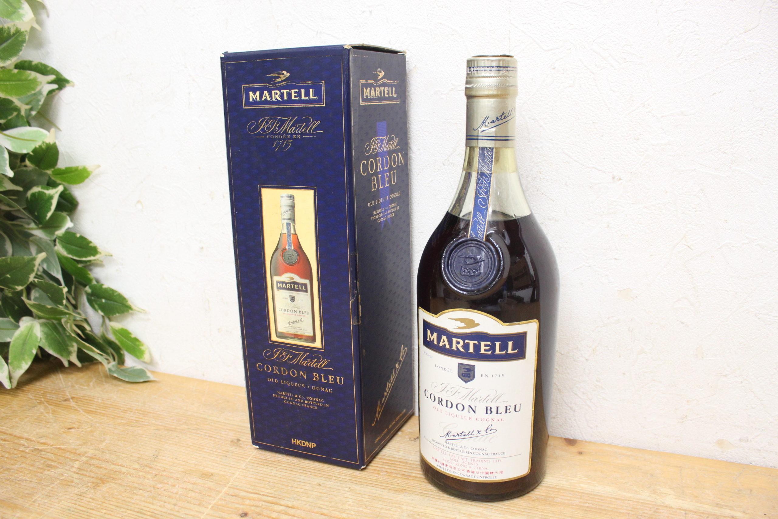 (福岡市中央区)MARTELL CORDON BLEU マーテル コルドンブルー お酒の買取お任せ下さい!!の買取-
