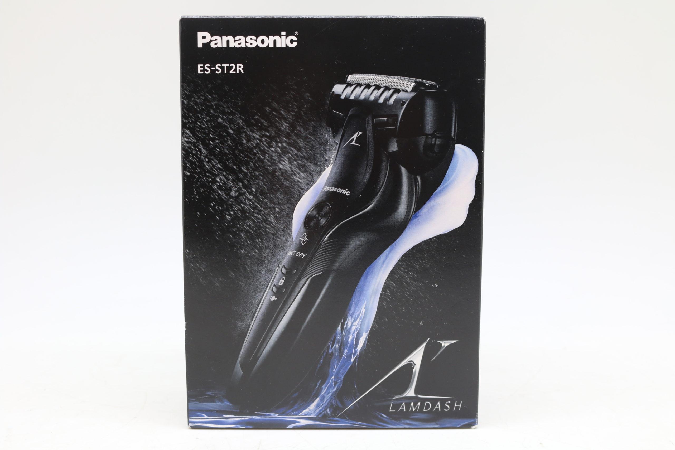 Panasonic/パナソニック ES-ST2R LAMDASH/ラムダッシュ 電動シェーバー 髭剃り 3枚刃を買取させて頂きました!の買取-