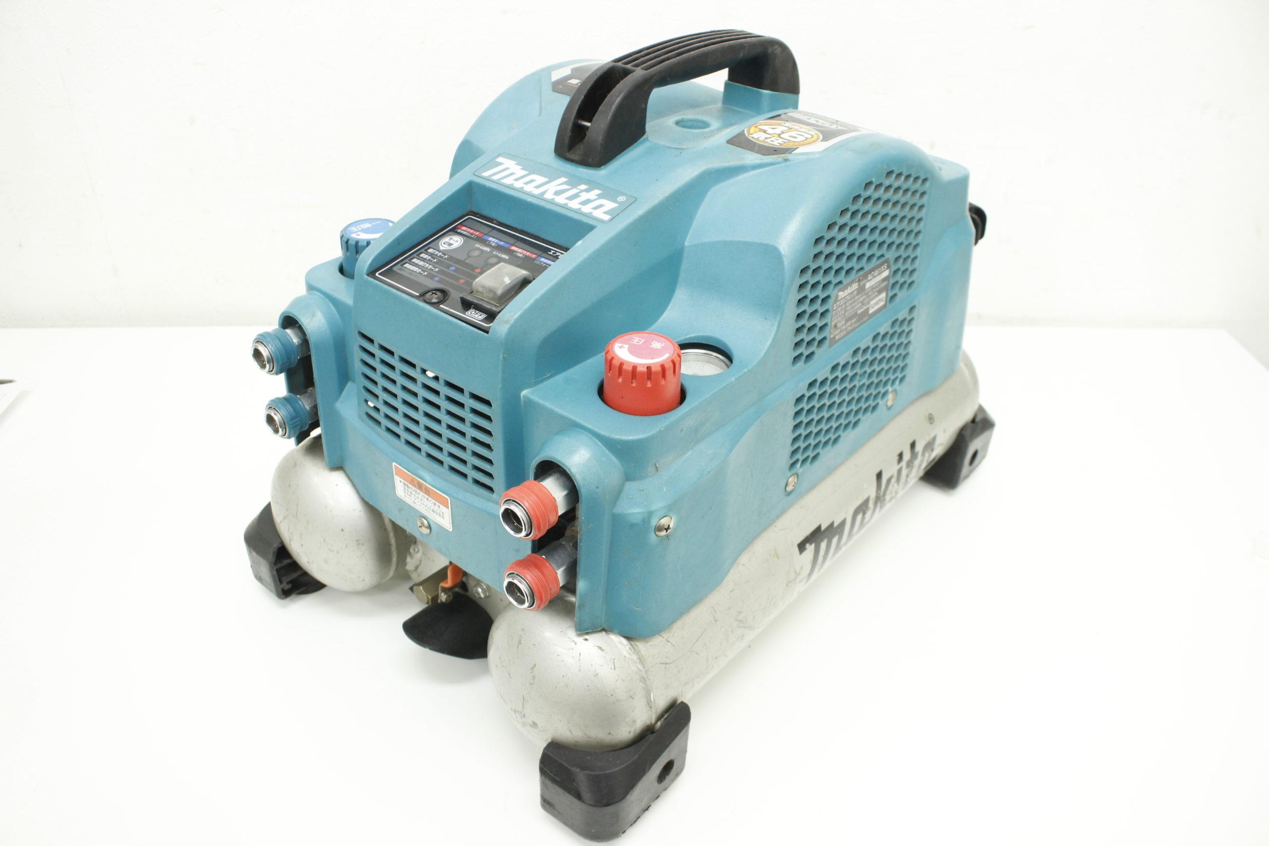 (福岡県久留米市) makita /マキタ エアコンプレッサ AC461XS 電動工具の買取もお任せ下さい!の買取-