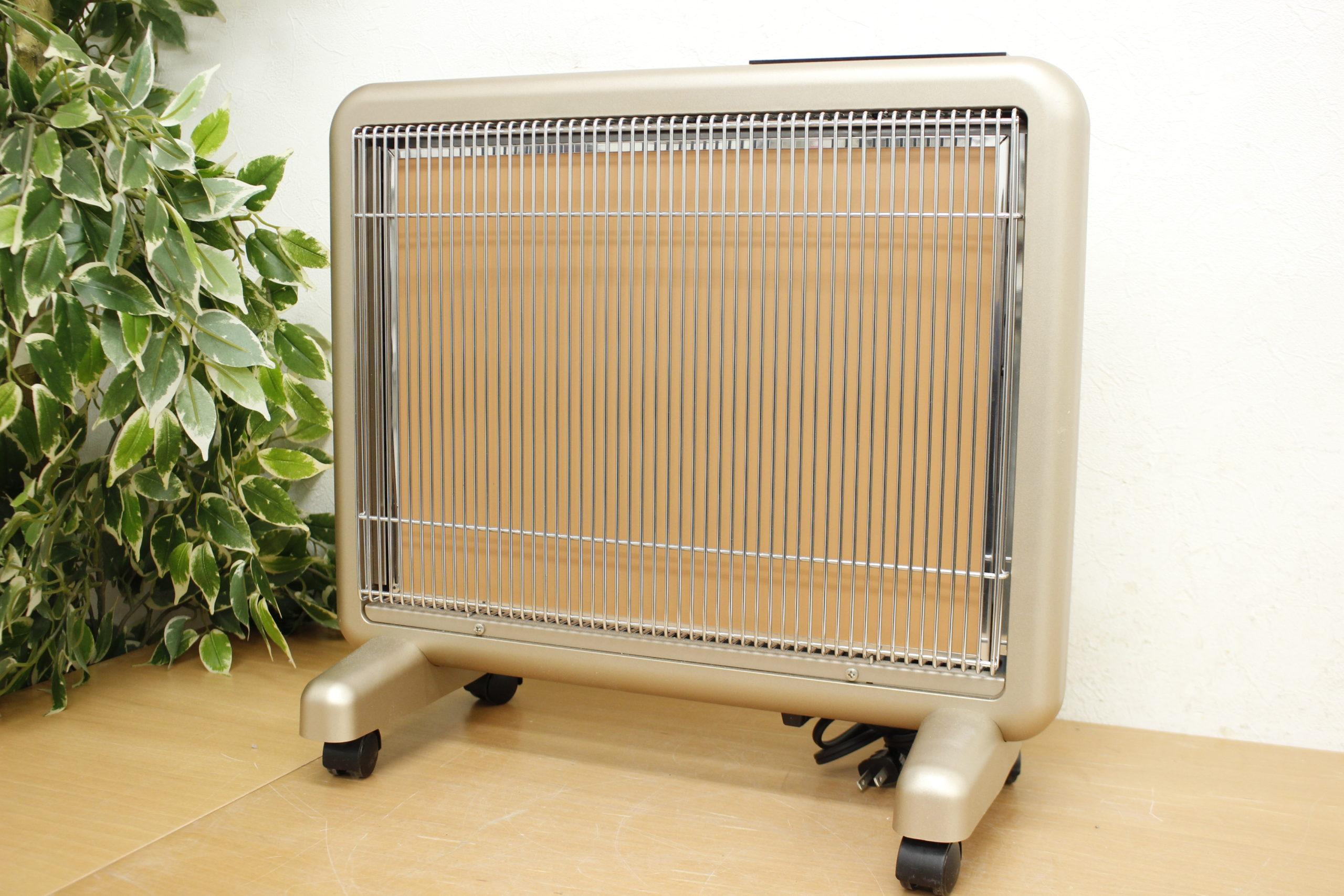 (福岡県春日市)サンルミエ 遠赤外線暖房機 パネル電気ヒーター E800L-TM 暖房器具は特に高価買取です♪の買取-