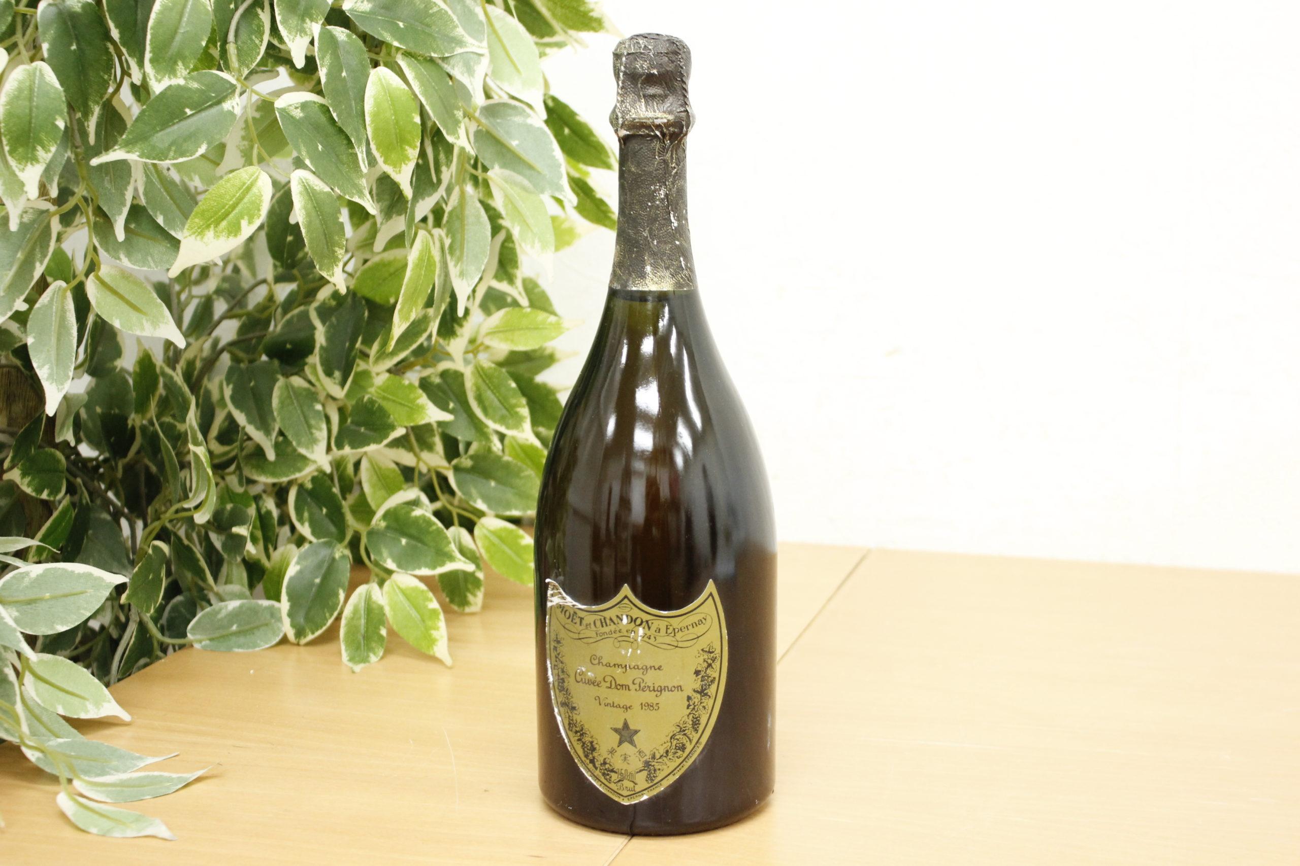 (福岡市東区) Dom Perignon/ドンペリニヨン ヴィンテージ 白 750ml お酒の買取お任せ下さい☆の買取-