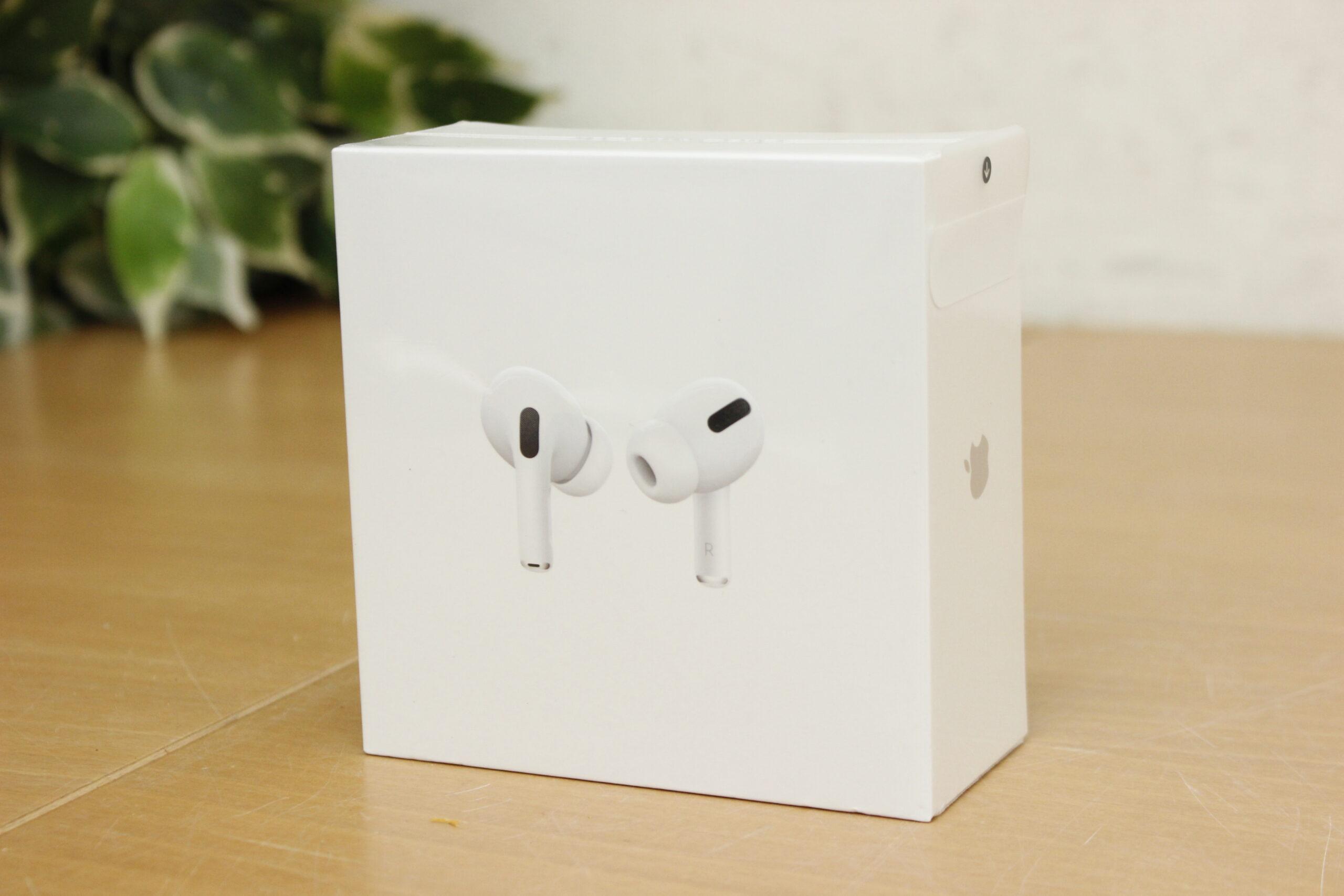 Apple AirPods Pro MWP22J/A ☆ iPad iMac iPhone MacBook など アップル製品は特に高価買取!!の買取-