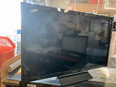 【⭐️極美品⭐️2020年製 SONY 24型液晶テレビ KJ-24W450E BRAVIA ソニー ブラビア】お買取りしました!の買取-
