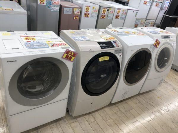 現行型のエドラム式洗濯機入荷しました~!!金額もリーズナブルですよ。