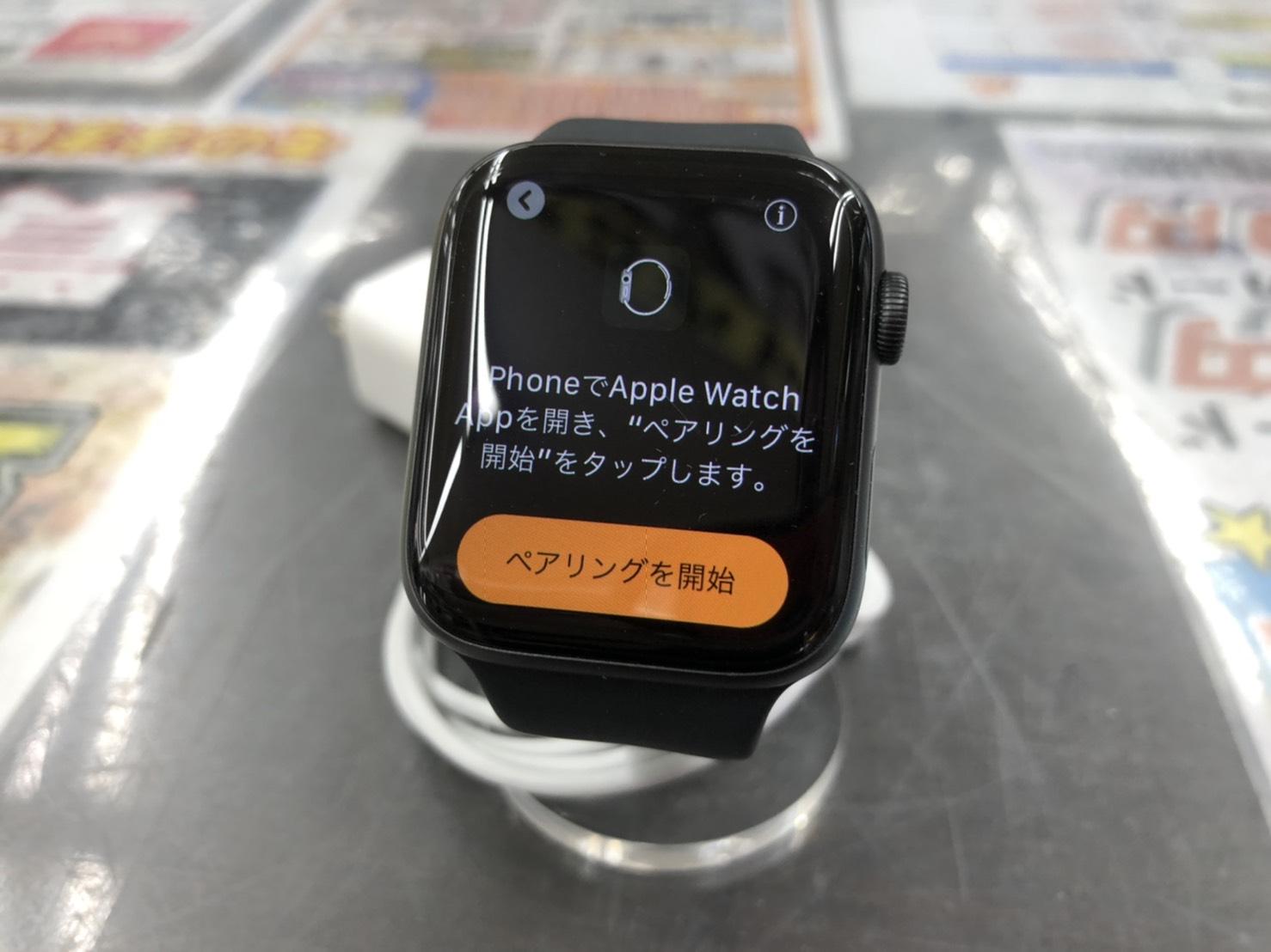 Apple/アップル製/AppleWatch Series5/アップルウォッチ/シリーズ5/スペースグレー/44mmをお買取りさせて頂きました!!の買取-