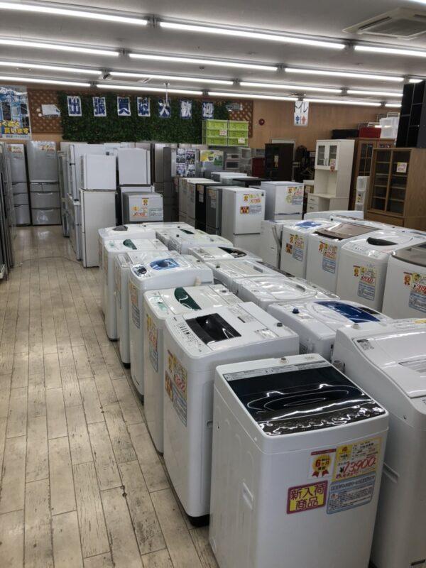 新生活の準備はリサイクルマート和白店へお任せください(^_-)-☆