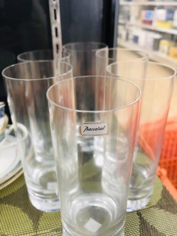【⭐️高級品⭐️Baccarat(バカラ) グラス ハイボールグラス コップ タンブラー 6客 】お買取りしました!の買取-
