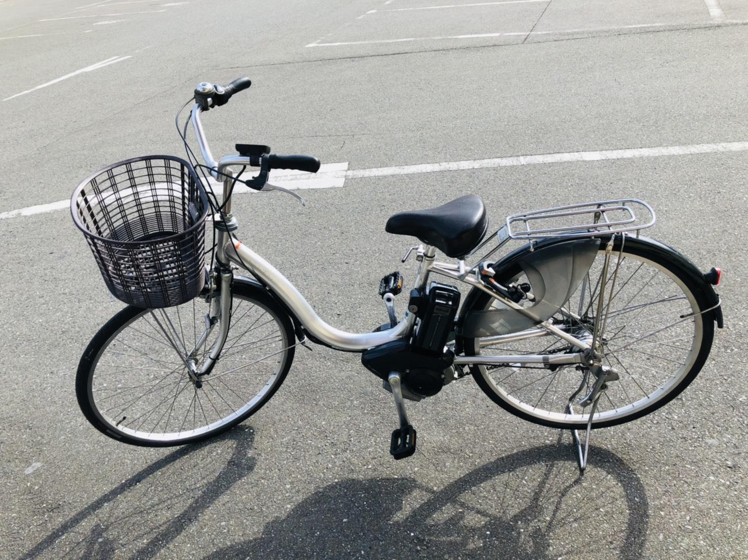 【YAMAHA(ヤマハ) /  PAS ナチュラ /  人気の電動アシスト自転車 /  26インチ自転車】買取させて頂きました!!の買取-