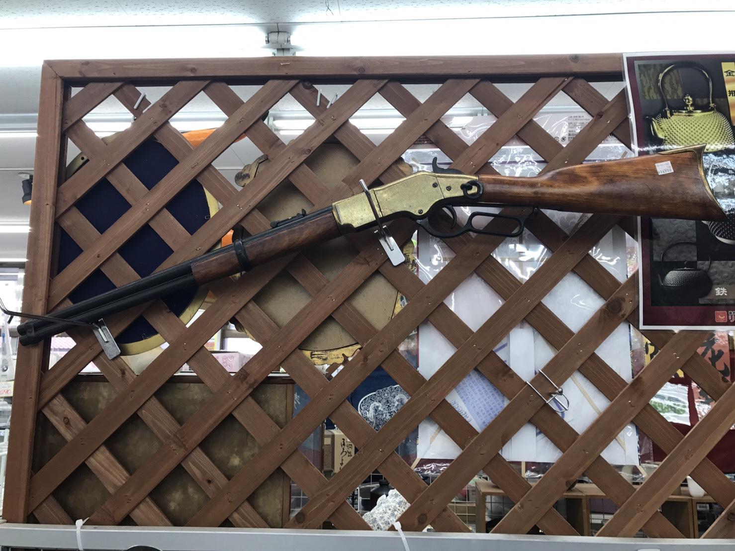 【 ウィンチェスター /  装飾銃 / レプリカ】買取させて頂きました!!の買取-