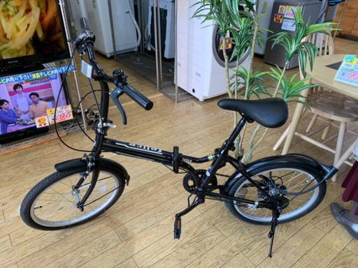 【TRADEA 20インチ折り畳み式自転車 felice ギア付き ライト付き 鍵付き】お買取しました!の買取-