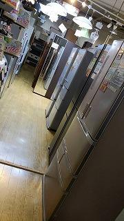 【ファミリーサイズの大型冷蔵庫】大量入荷しました!