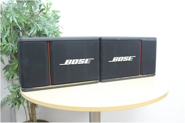 BOSE 301-AV MONITOR スピーカー ペア セットの買取-24000