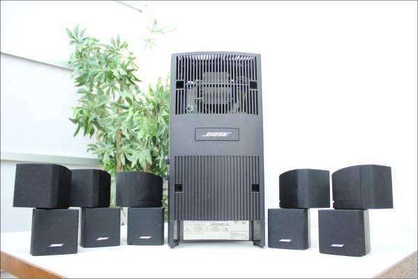 (福岡市早良区) BOSE スピーカー ACOUSTIMASS 10 Ⅲ ホームシアターシステムの買取-12000