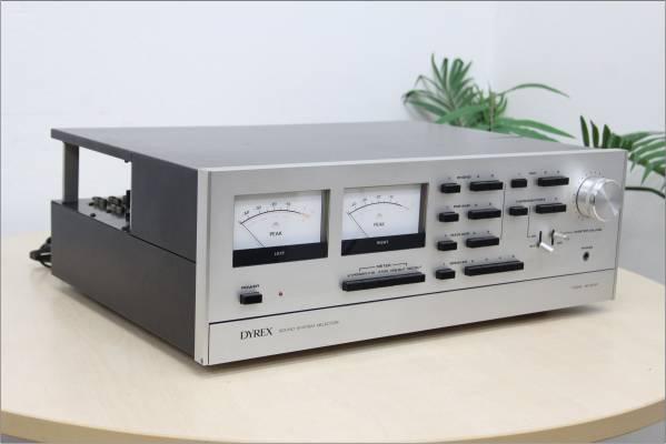 (鳥栖市)DYREX 11年製 サウンド システム セレクター SE-600Rの買取-37000