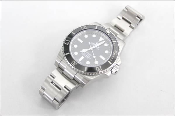 (鳥栖市)美品 ROLEX ロレックス 自動巻き 腕時計 サブマリーナ 114060の買取-