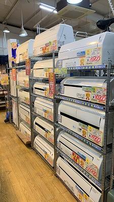 【エアコン】高価買取&強化販売中!