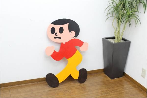 (福岡市西区)未使用 久田工芸 とび出し坊や とび太くん 飛び出し小僧 サインの買取-2100