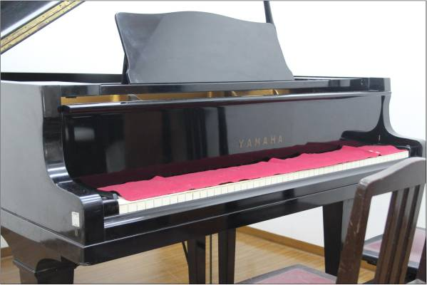 【YAMAHA ヤマハ グランドピアノ】NIPPON GAKKI No.G3 象牙鍵盤の買取-300000
