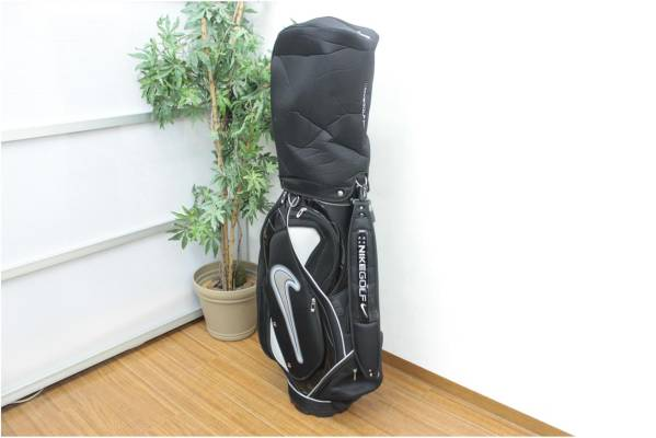 NIKEGOLF ナイキ ゴルフクラブセット 右利き用 11本 セットの買取-