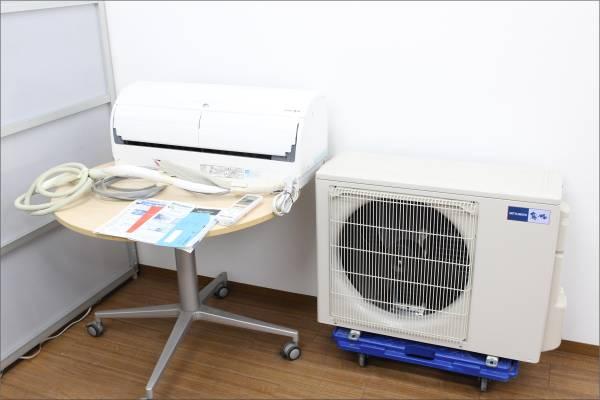 (鳥栖市)MITSUBISHI 14年製 ルームエアコン 霧ケ峰 23畳 MSZ-ZW904Sの買取-100000