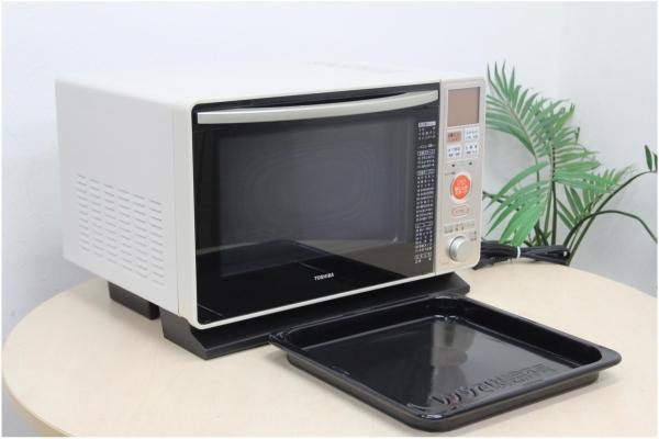 (鳥栖市)TOSHIBA 10年製 ER-H6 オーブンレンジ 電子レンジ 石窯の買取-5000