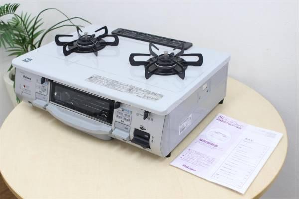 (鳥栖市)未使用品 Paloma パロマ 都市ガス用 ガスコンロ IC-N800VA-1Lの買取-
