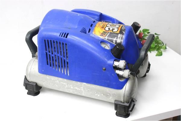 (鳥栖市)日立 高圧エアパンチ エアーコンプレッサー PAH3020Vの買取-15000