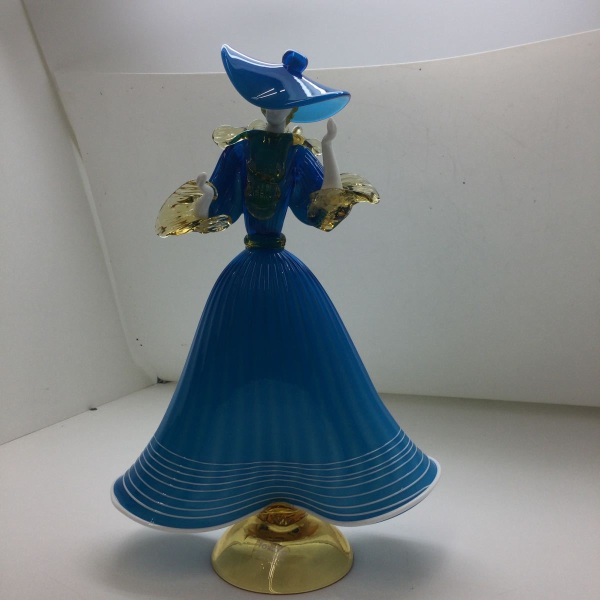 【MADE IN ITALY】ムラーノ ガラス インテリア 工芸 置物 オブジェ formia VETRI DI MURANO イタリア製 を買取りさせて頂きました。の買取-