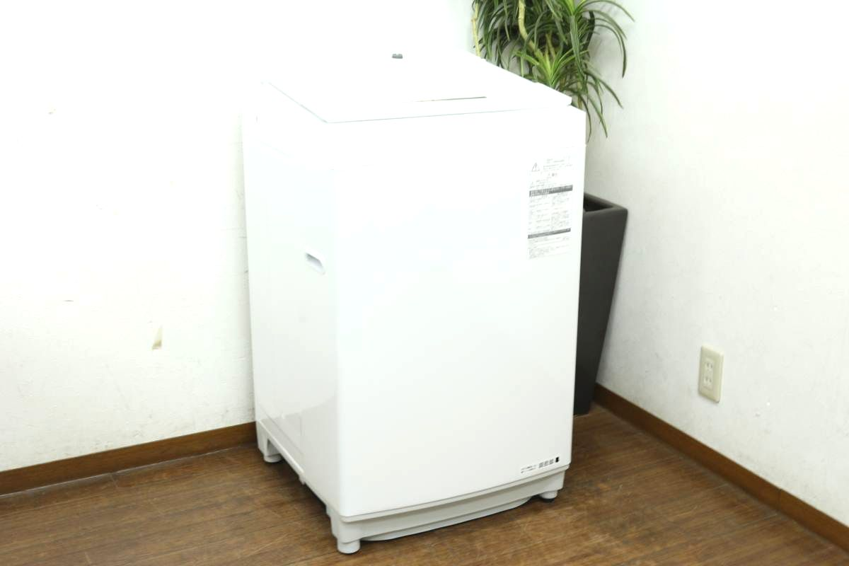 (福岡市早良区)中古品 美品 TOSHIBA 洗濯機 7kg AW-7D5 2017年製の買取-20000