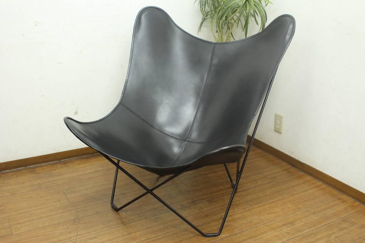 CUERO/クエロ BKFチェア バタフライ チェア デザイナーズ家具 など買取致します♪の買取-