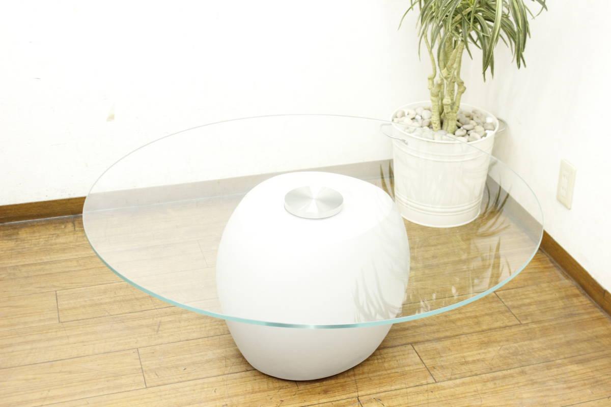 【Bo concept/ボーコンセプト ガラスコーヒーテーブル/センターテーブル モダンスタイル】お買取りしました!の買取-