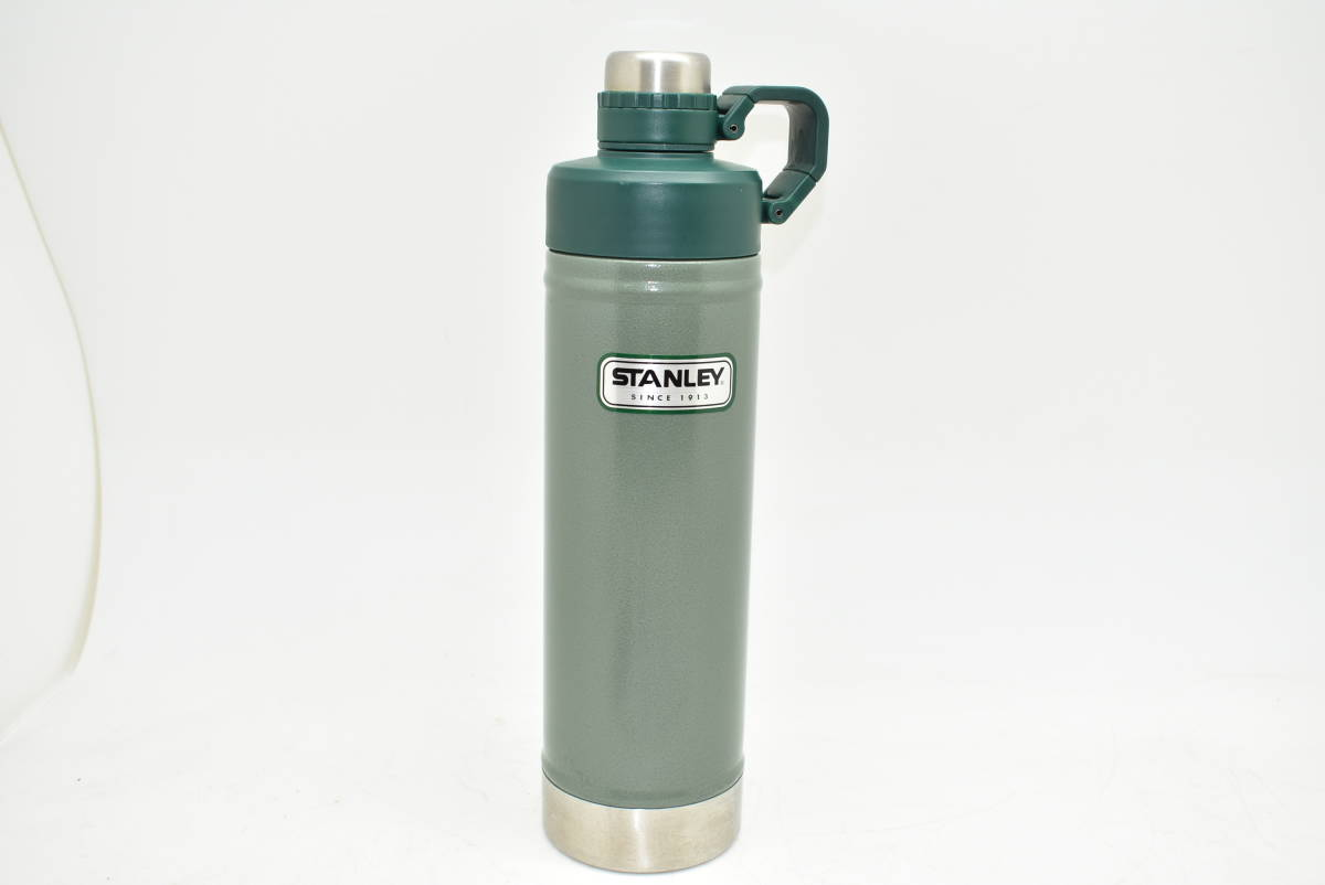 STANLEY/スタンレー クラシック ウォーターボトル 750ml 真空 ステンレス 水筒 保冷 グリーンを買取りさせて頂きました!!の買取-