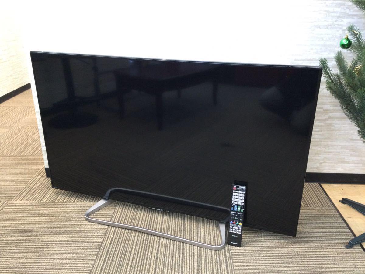 SHARP/シャープ LC-50W30 50型 液晶テレビ フルハイビジョン TV 50インチ 2016年製 LEDバックライト 無線LAN内蔵を買取りさせて頂きました。の買取-