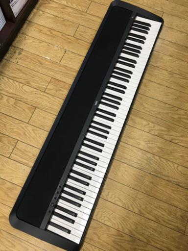 【2016年製 美品 KORG デジタルピアノ 88鍵盤 B1 BK コルグ 電子ピアノ キーボード】お買取りしました!の買取-