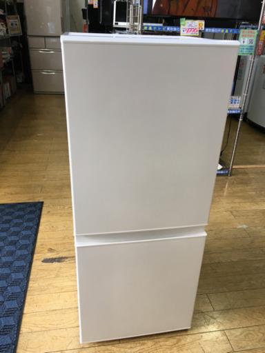 【極美品 2020年製 無印良品 126L冷蔵庫 MJ-R13A MUJI】お買取りしました!の買取-