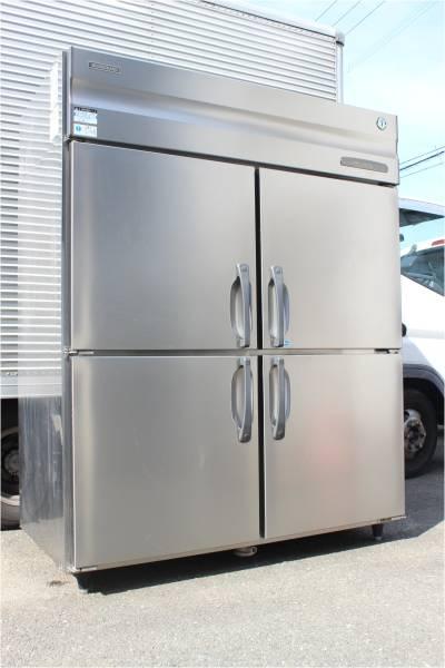 (福岡市中央区)ホシザキ 14年製 業務用冷凍冷蔵庫 4ドア HRF-150S3形の買取-38000