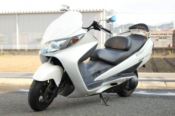 (福岡市南区)スズキ スカイウェイブ250 タイプS スカイウェーブの買取-80000