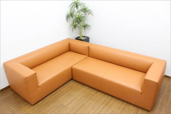 (福岡市中央区)モデルルーム展示品 ワイスワイス コーナーソファ カウチソファの買取-32000