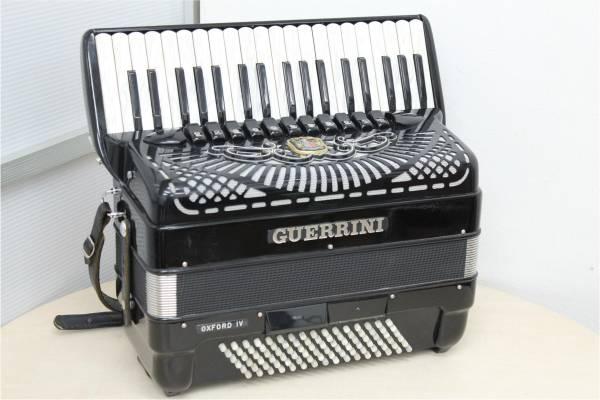 (糸島市)ゲリーニ GUERRINI アコーディオン OXFORDⅣ 37鍵の買取-60000