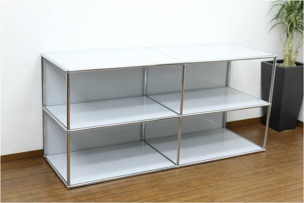 (福岡市早良区)USM Haller フリッツハラー テレビボード テレビ台 シェルフ サイドボードの買取-34000