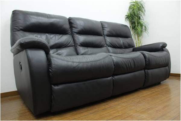(糸島市)ニトリ 電動リクライニングソファ 3人掛け セパレートの買取-6200