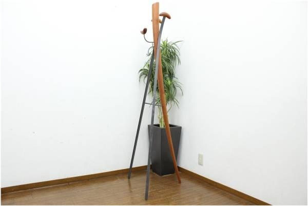 (福岡市南区)porada ポラダ SAMURAI  サムライ コートハンガー チェリー材 ACTUSの買取-21000
